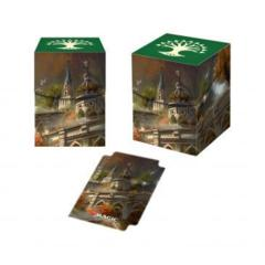 ULTRA PRO - DECK BOX 100CT - MTG GUILDS OF RAVNICA SELESNYA