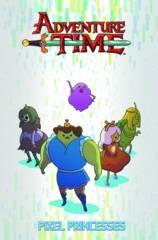 Adventure Time Vol 2 Pixel Princesses