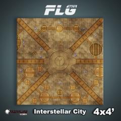FLG Interstellar City 4X4