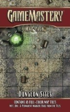 Gamemastery Map Pack (Dungeon Sites)