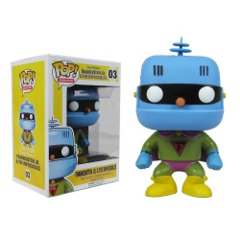 Pop Vinyl (Frankenstein Jr, & The Impossibles)