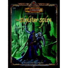 D&D (The Sinister Spire)