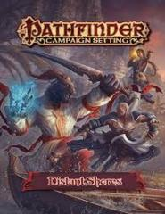 Pathfinder Distant Shores