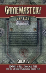 Gamemastery Map Pack - Shrines