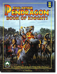 King Arthur Pendragon Book of Knights