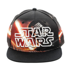 Kylo Ren Snap-Back Hat