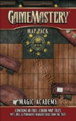 Gamemastery Map Pack (Magic Academy)