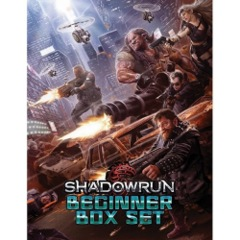 Shadowrun (Beginner Box Set 5th Ed)