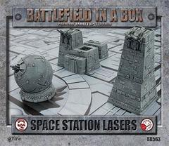 Battlefield in A Box- Space Station Lasers