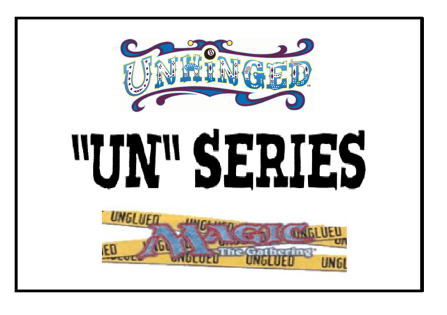 Unseries