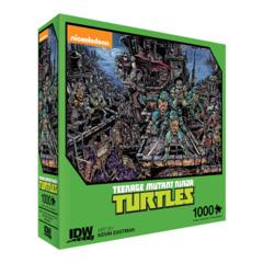 Teenage Mutant Ninja Turtle Puzzzle