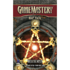 Gamemastery Map Pack (Hellscapes)