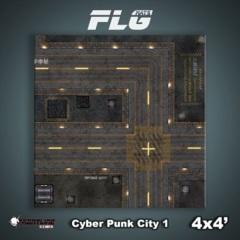 FLG Cyberpunk City 1 4X4