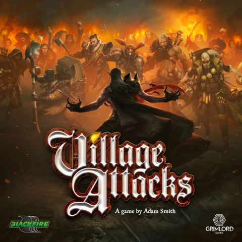 Village Attacks (Core Game+ ALL Expansions)