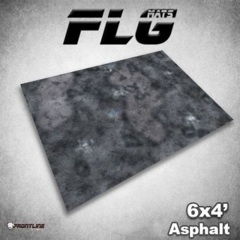 FLG Asphalt 6X4'