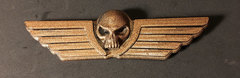 Warhammer insignia badge pin prop Fan Made Cosplay Item