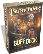Pathfinder Cards (Buff Deck)