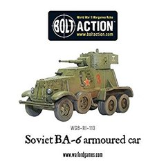 BA-6 Armoured Car (WGB-RI-113)