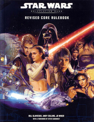 Star Wars Core Rulebook: Revised