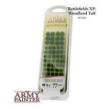 The Army Painter Battlefields XP Woodland Tuft
