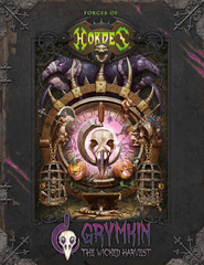 Forces of Hordes - Grymkin The Wicked Harvest Hardcover