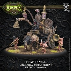 Death Knell Battle Engine (Resin and White Metal)