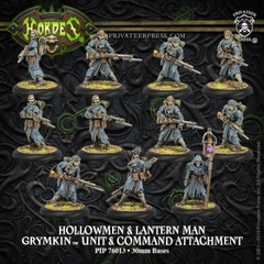 Hollowmen & Lantern Man Unit (Plastic)