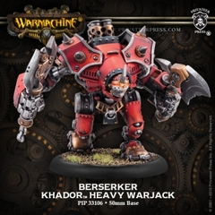 Berserker-Rager-Mad Dog Heavy Warjack Kit