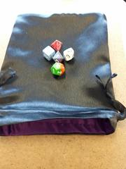 Kyla's dice bags (large)