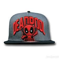 Deadpool Snap-Back Hat