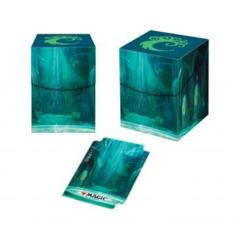 ULTRA PRO - DECK BOX 100CT - MTG GUILDS OF RAVNICA SIMIC