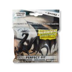 Dragon Shield Perfect Fit: Smoke Sideloaders (100ct)