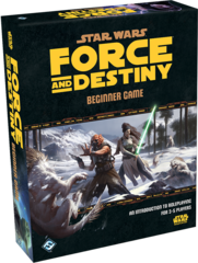Force and Destiny Beginner Kit