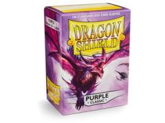Dragon Shield Sleeves: Classic Purple (Box of 100)