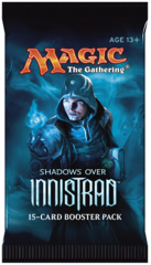 Shadows over Innistrad - Booster Pack (English)