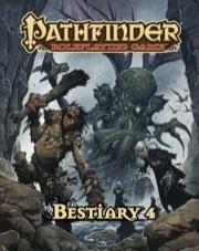 Pathfinder (Bestiary 4)