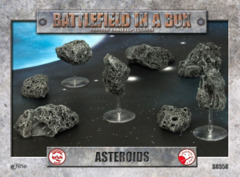 Battlefield In a Box- Asteroids