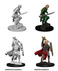 Nolzur's Marvelous Miniatures - Elf Fighter