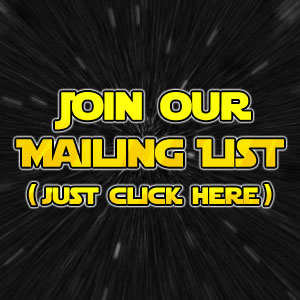 Join Our Mailing List (Click Here!)