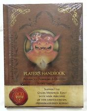 Advanced Dungeons & Dragons: Players Handbook, Premium Reprint