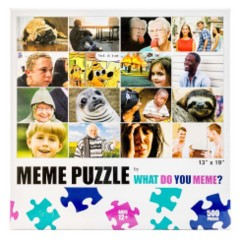 Meme Puzzle by What do you Meme?