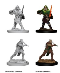 Nolzur's Marvelous Miniatures - Elf Male Fighter