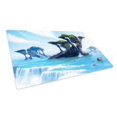 Ultimate Guard - PLAY-MAT LANDS EDITION - Island I