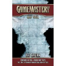 Gamemastery Map Pack (Ice Cavern)