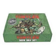 Teenage Mutant Ninja Turtles Deck Boxes (4)