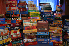 Board Games 668 Retail Use