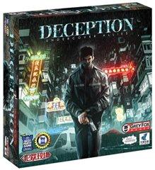 Deception Murder in Hong Kong: Undercover Allies Expansion