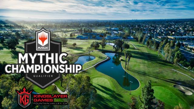 Mythic Championship Qualifier - Standard $4K + Travel Award