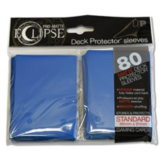 Ultra Pro Eclipse sleeves 80 count Dark Blue