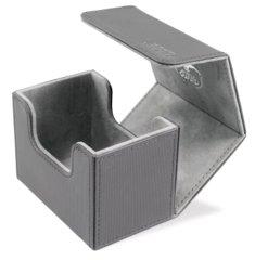 Ultimate Guard Sidewinder Deck Box 100+ XenoSkin Card Game, Grey,